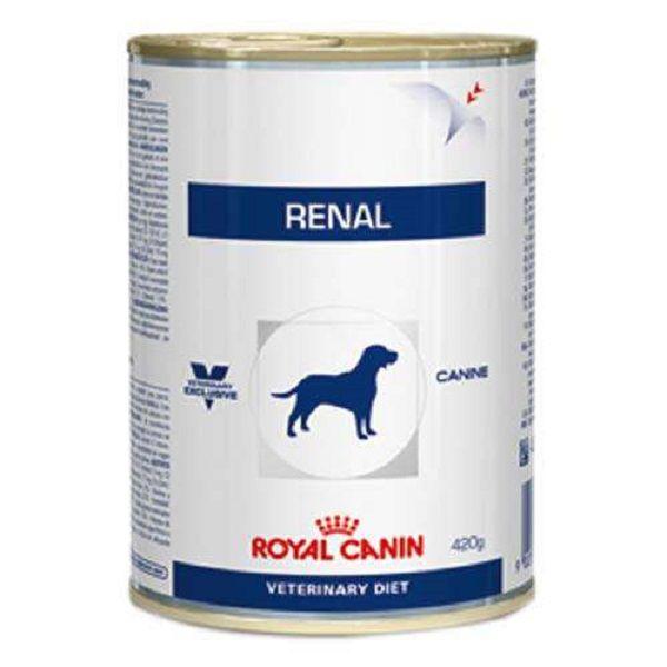 Ração Úmida  Royal Canin Renal Wet Cães Adultos 410g