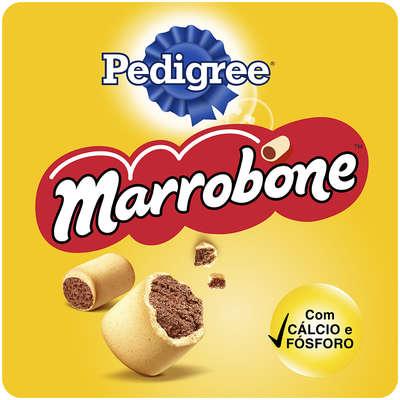 Biscoito Pedigree Marrobone Cães Carne 500 g