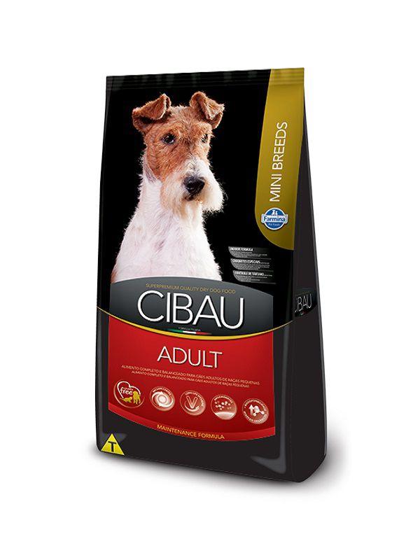 Ração Cibau Cães Adultos Raças Pequenas 15kg