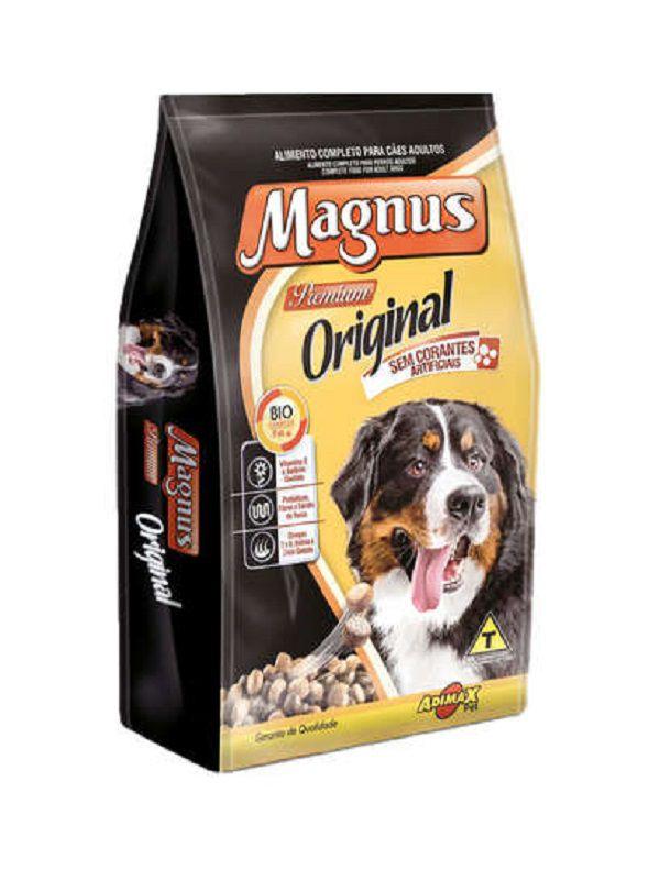 Ração Magnus Original Cães Adultos 25Kg