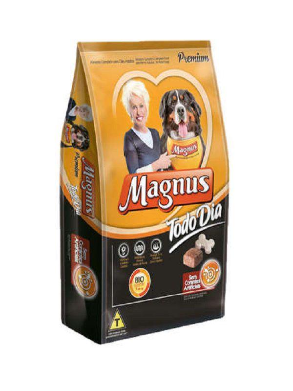 Ração Magnus Todo Dia Cães Adultos