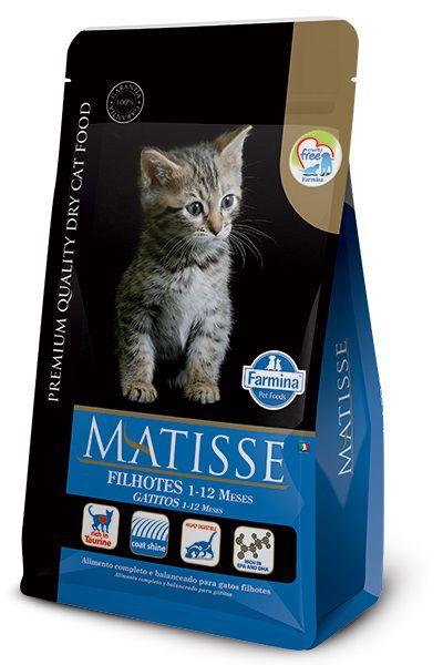 Ração Matisse Gatos Filhotes  7,5kg