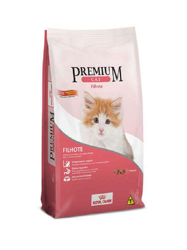 Ração Premium Cat Gatos Filhotes