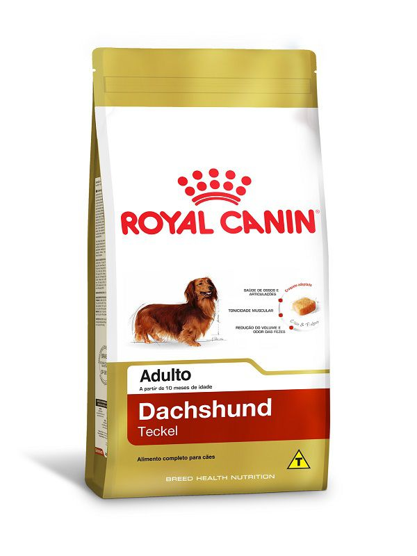 Ração Royal Canin Dachshund Cães Adultos