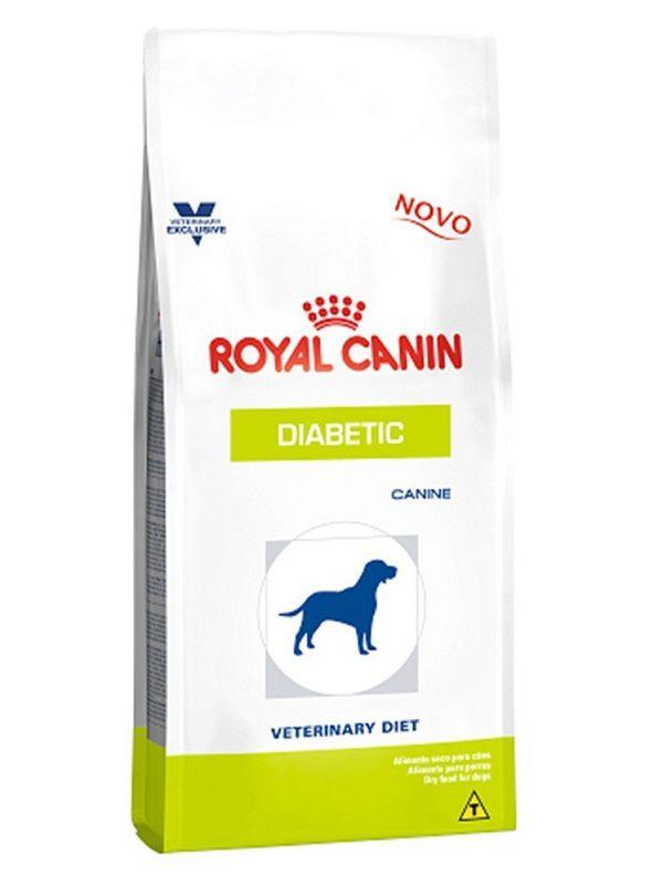 Ração Royal Canin Diabetic Cães Adultos