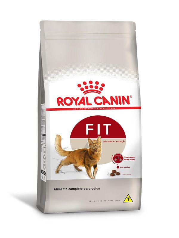 Ração Royal Canin Fit Gatos Adultos