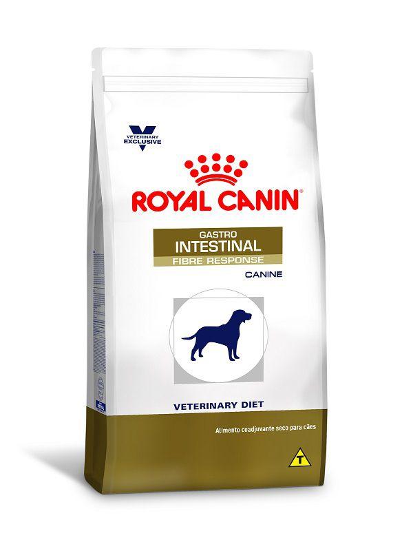 Ração Royal Canin Gastro Intestinal Fibre Response Cães Adultos