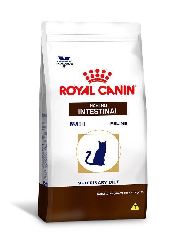 Ração Royal Canin Gastro Intestinal Gatos Adultos 1,5kg