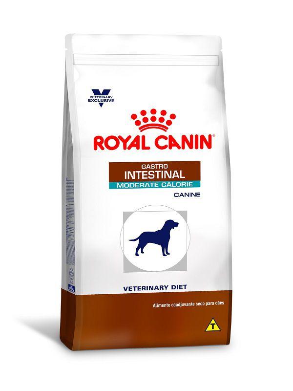Ração Royal Canin Gastro Intestinal Moderate Calorie Cães Adultos