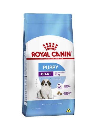 Ração Royal Canin Giant Puppy Cães Filhotes 15kg