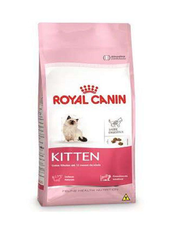 Ração Royal Canin Kitten Gatos filhotes