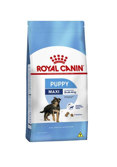 Ração Royal Canin Maxi Cães Filhotes 15kg