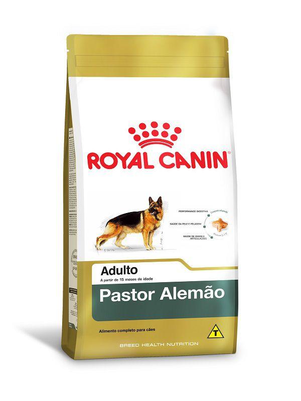 Ração Royal Canin Pastor Alemão Cães Adultos 12kg