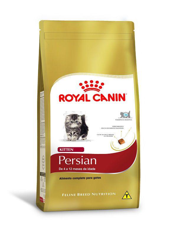 Ração Royal Canin Persian Gatos Filhotes