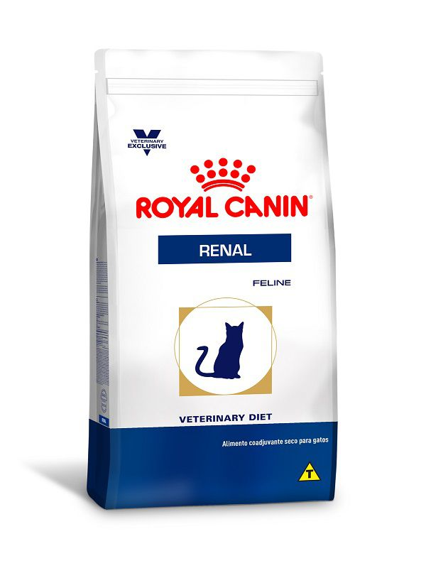 Ração Royal Canin Renal Gatos Adultos