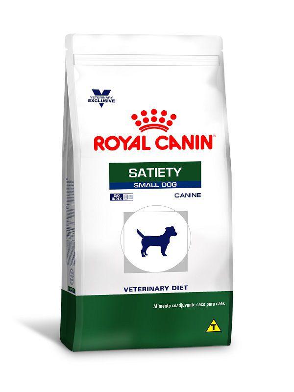 Ração Royal Canin Satiety Support Cães Adultos Raças Pequenas