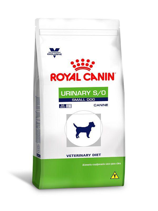 Ração Royal Canin Urinary Cães Adultos Raças Pequenas