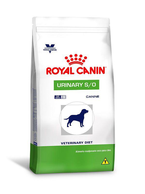 Ração Royal Canin Urinary S/O Cães Adultos