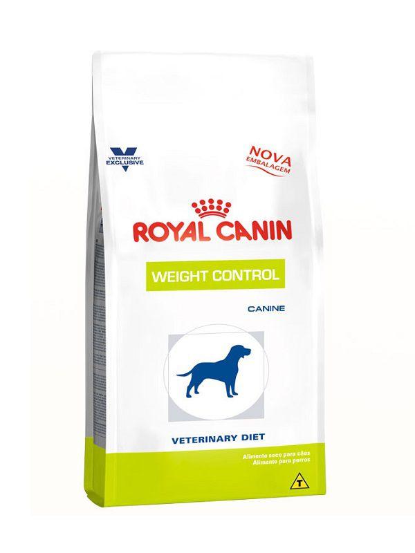 Ração Royal Canin Weight Control Cães Adultos 1,5Kg