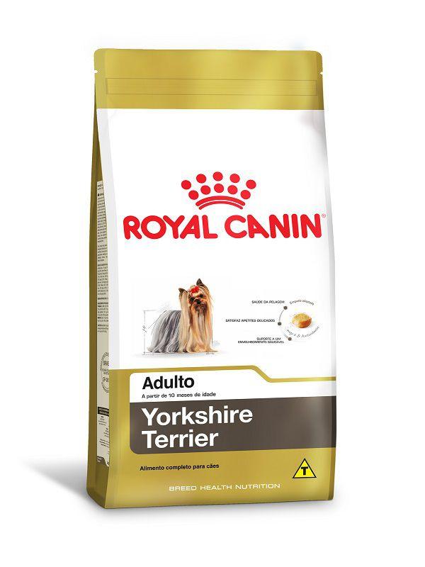 Ração Royal Canin Yorkshire Terrier Cães Adultos