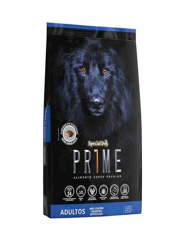 Ração Special Dog Prime Cães Adultos