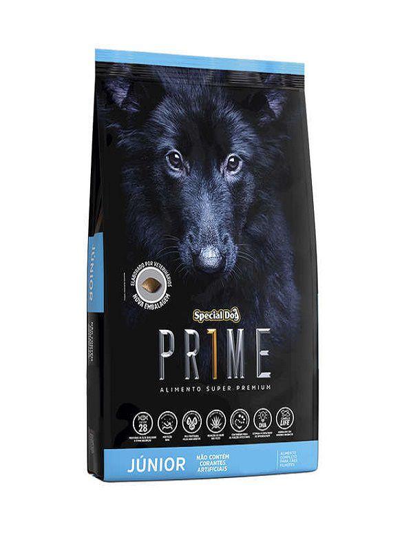 Ração Special Dog Prime Cães Filhotes 15 Kg