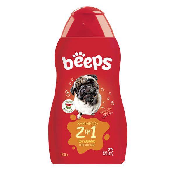 Shampoo Beeps 2x1 500ml
