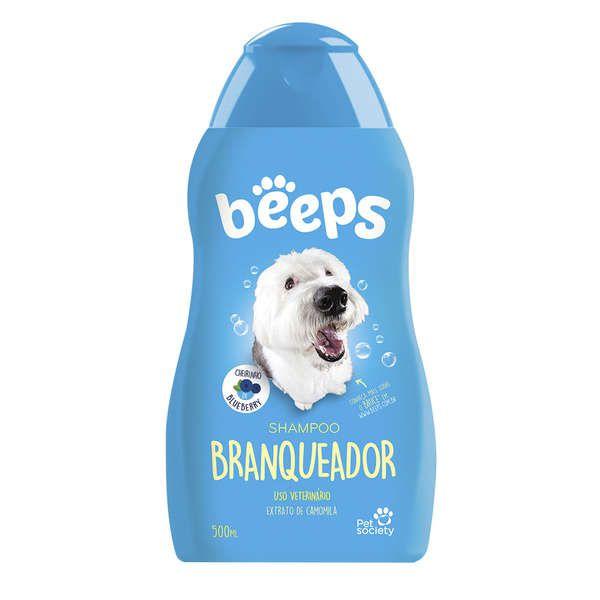 Shampoo Beeps Branqueador 500ml