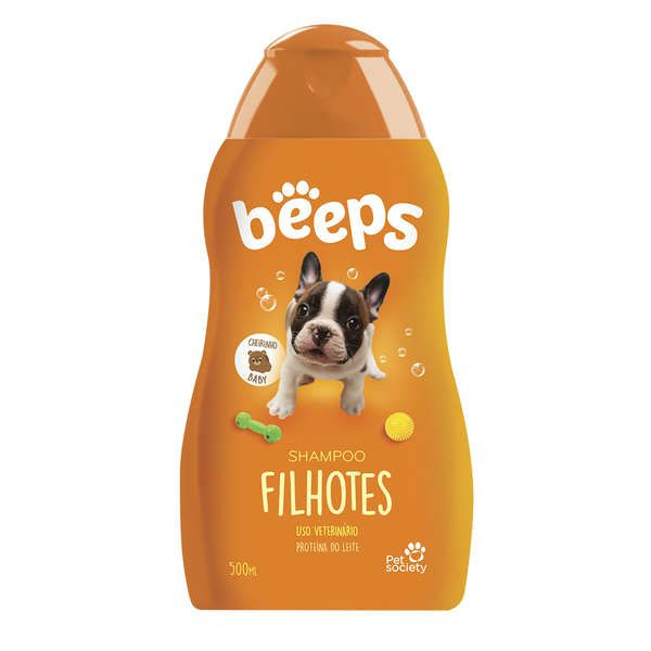 Shampoo Beeps Filhotes 500ml
