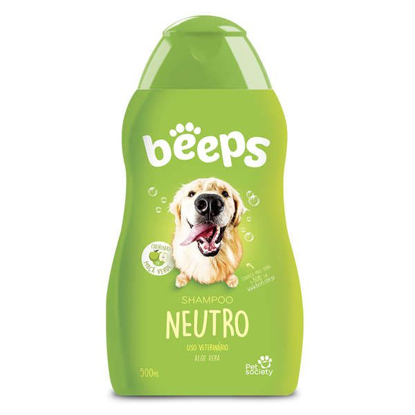 Shampoo Beeps Neutro 500ml