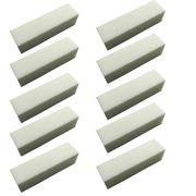 10 Lixa bloco polidora unhas fecha poros acrigel gel atacado