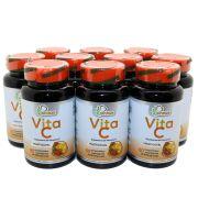 10 Vitamina C VITA C 60 Comprimidos - KIT FAMILIA