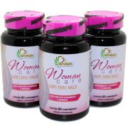 3 Hair Skin Nails Woman Care Formula da Beleza - 6 meses
