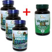 3 MAGNESIO DIMALATO 800MG 120 CAPS + Vitamina K2 MK7