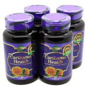 4 Oleo De Cartamo 1000mg Nutraceuticos Naturcaps