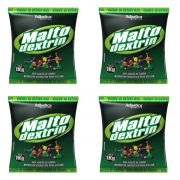 4 Sacos Maltodextrina Athletica Nutrition 1Kg