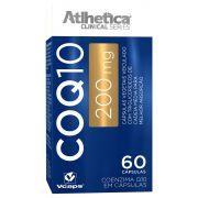 Coenzima Q10 - Coq10 200mg 60 Capsulas - Atlhetica