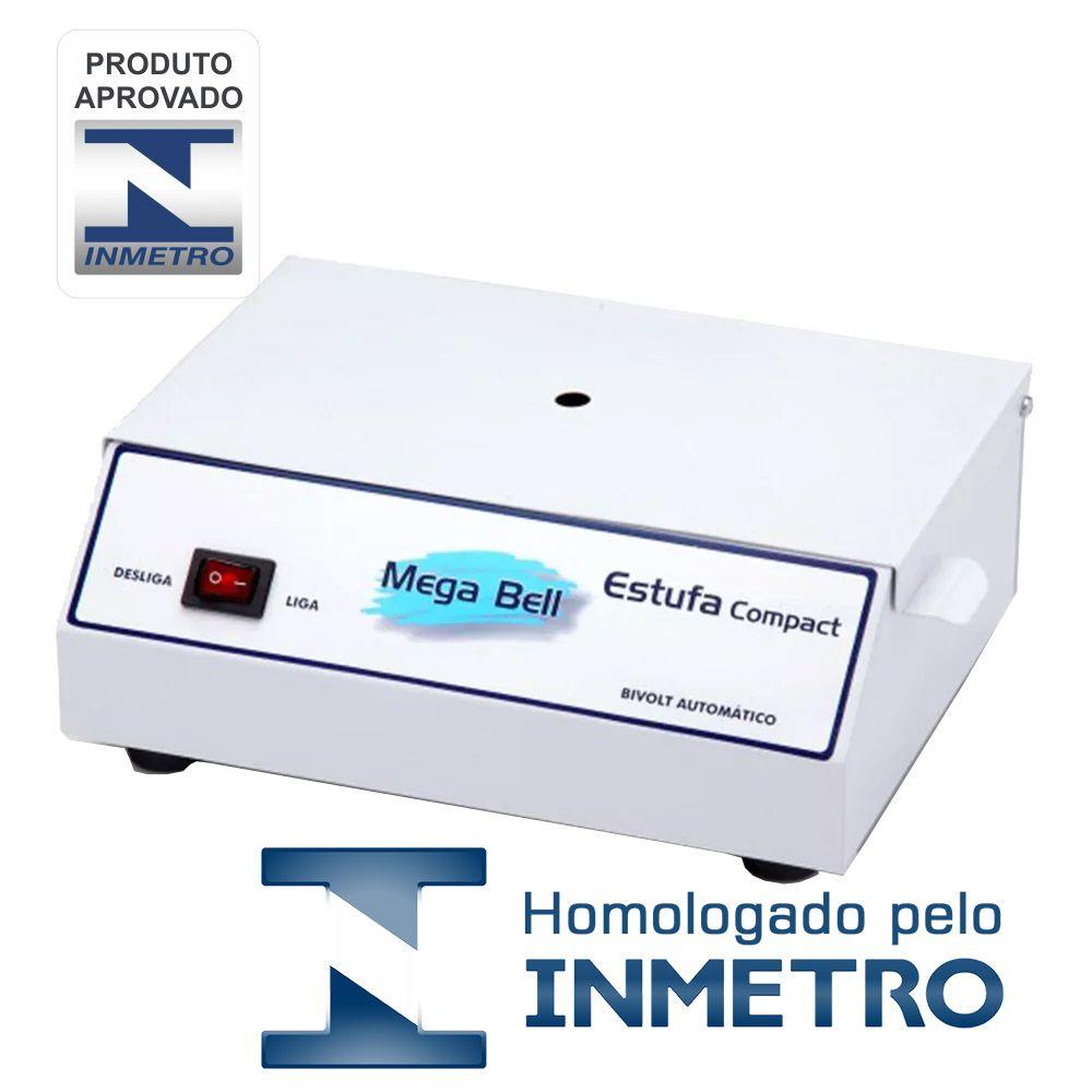 Estufa Esterilizadora para Manicure + display p/ Esmalte
