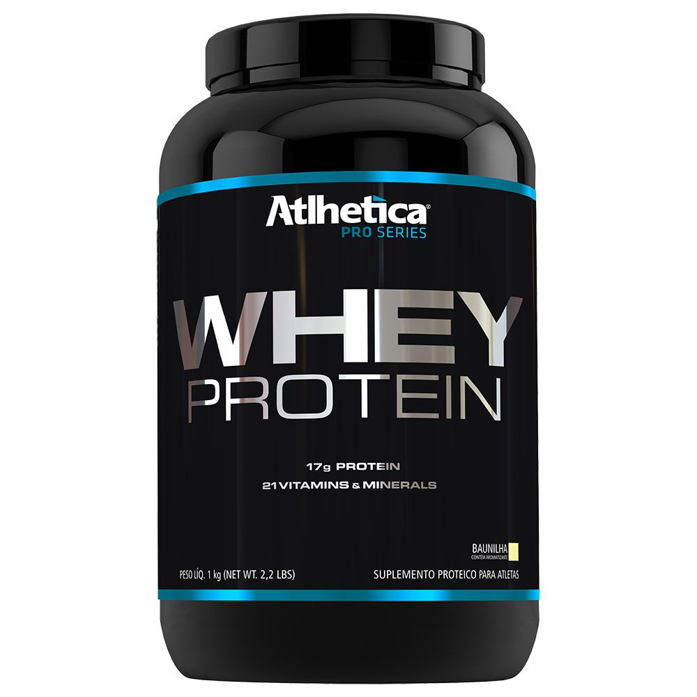Kit Whey Protein Concentrado
