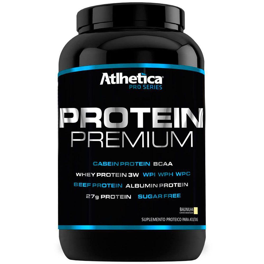 Whey Protein Premium Pro Series Atlhetica