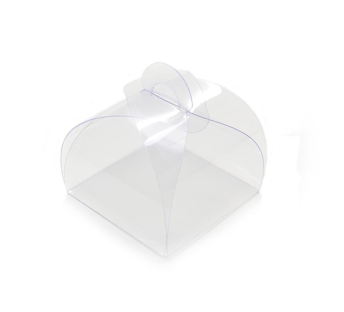 034 Maleta - 6x6x5 cm - Transparente