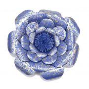 CAMÉLIA 40 FloralGold - Kit Flor de Papel Gigante