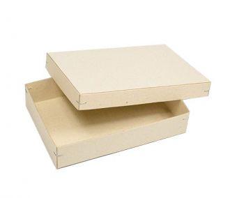 Ref 110 Caixa Pinho Mini Doce - 17,5x12x3,5 cm - c/ 10 unidades