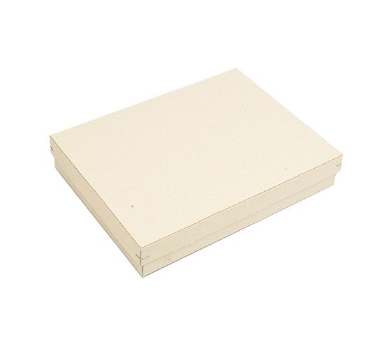 F115 - Fundo - 28x28x5 cm - Pinho Branco