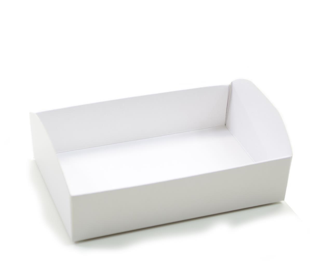 F131 - Fundo - 12x8x4,4 cm - Branca