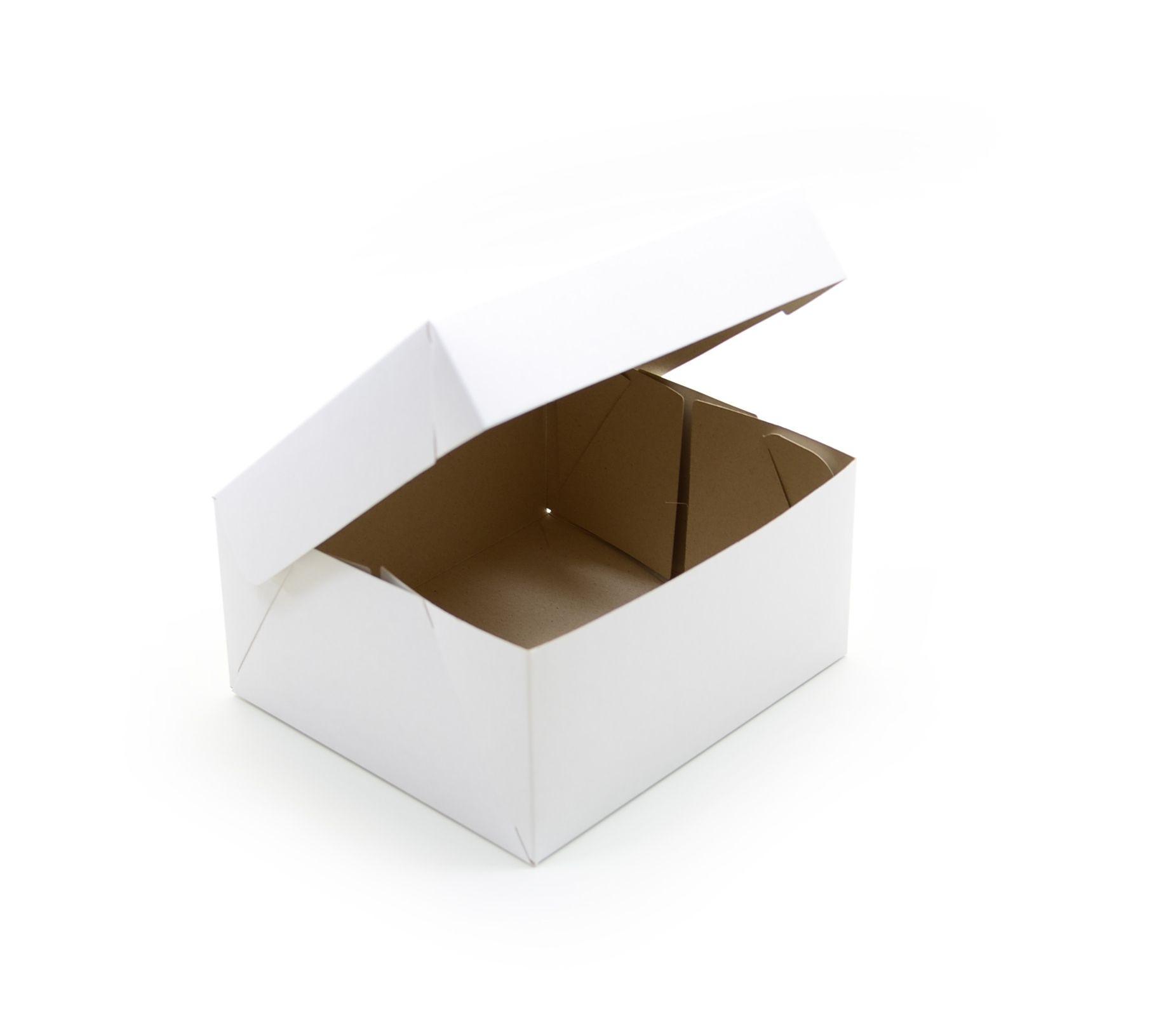 Ref 079 Branca - Caixa Baú - 18,5x16,5x9 cm - c/ 10 unidades