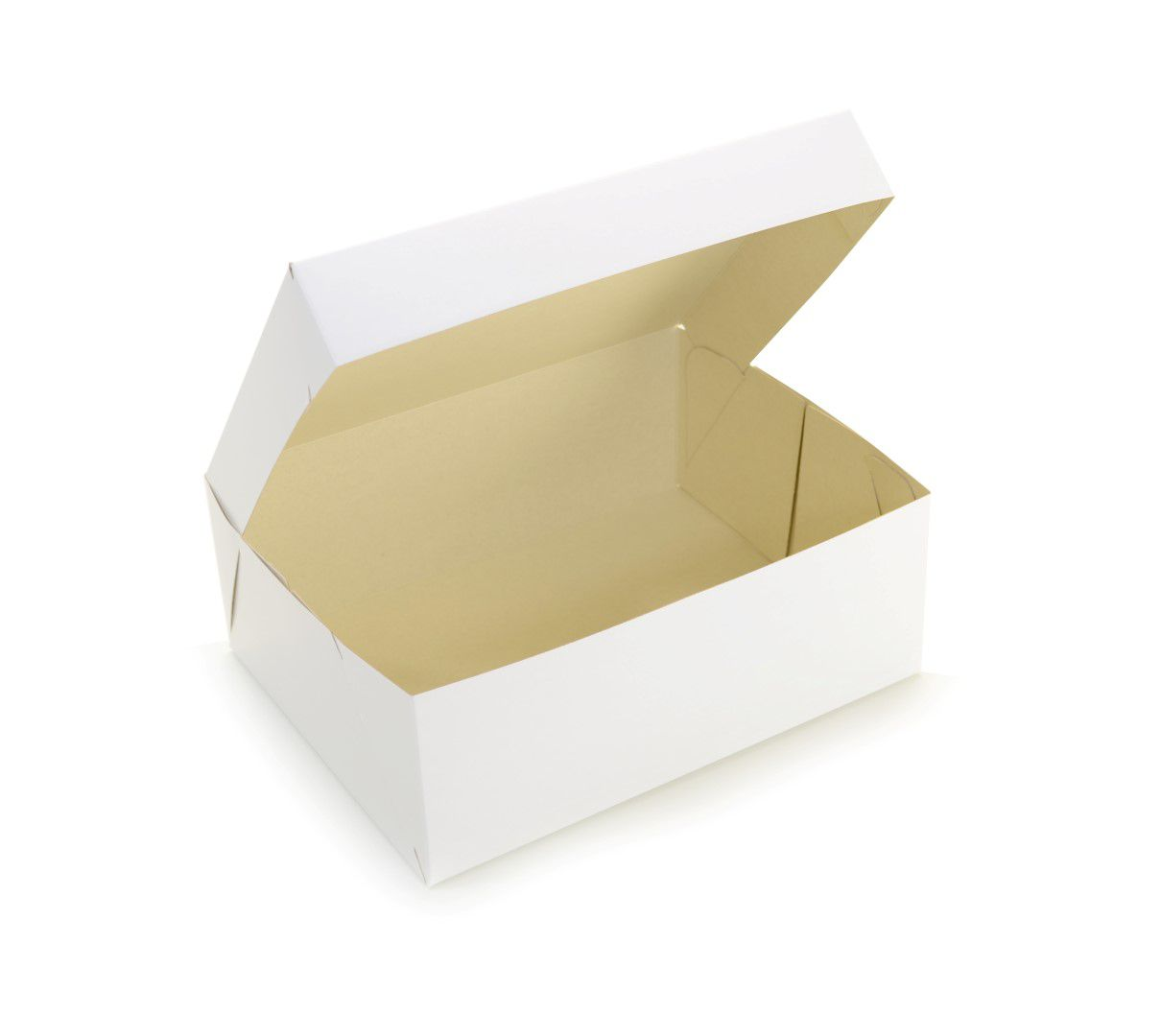 Ref 102 Branca - Caixa Baú - 24x18,5x9 cm - c/ 10 unidades