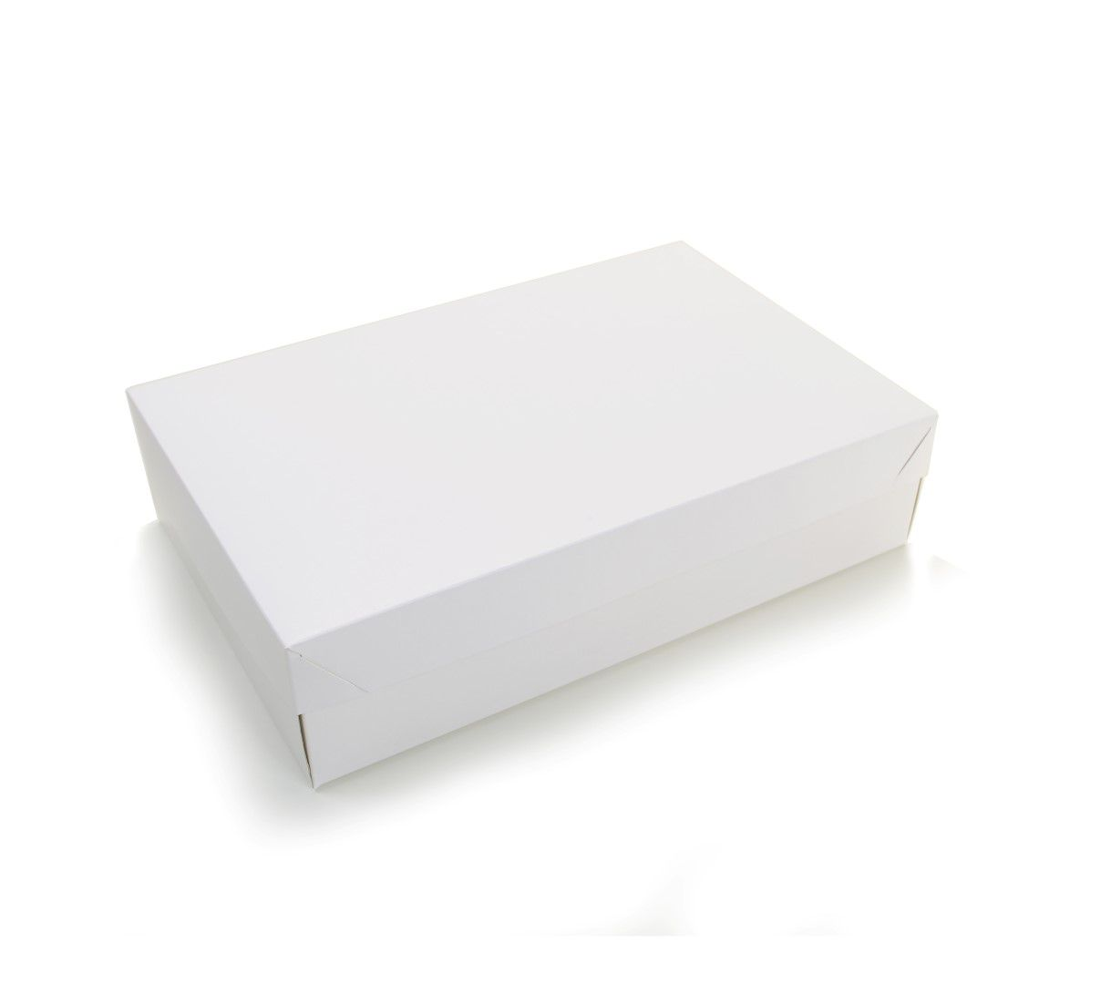 Ref 106 Branca - Caixa c/ tampa papel - 37x24x9 cm - c/ 10 unidades