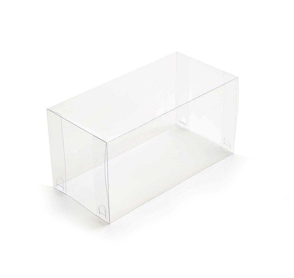 T021 - Tampa - 15,6x7,7x8 cm - Transparente