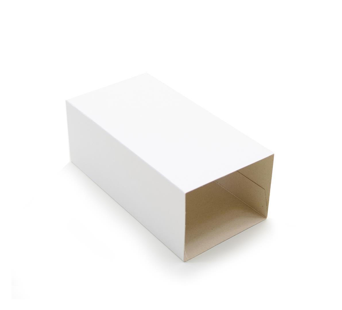T029 - Tampa - 8,5x4,4x6,5 cm - Branca